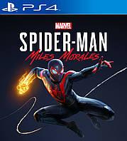 MARVEL Человек-Паук: Майлз Моралес (Недельный прокат аккаунта)