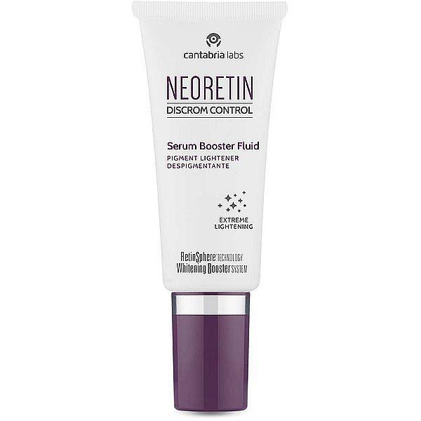 Депігментувальна сироватка Cantabria labs NEORETIN Discrom Control Serum Booster Fluid Pigment Lightener