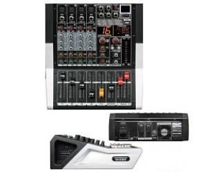 Микшерный пульт с усилителем Big PMX3-MP3-99DSP 2х250 Вт