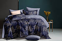 Евро комплект постельного белья 200*220 сатин_хлопок 100% (15689), фото 1