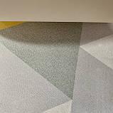 Євро комплект постільної білизни з простирадло на гумці 180х200+20см   Постільна білизна Євро комплект, фото 3