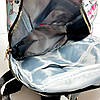 Рюкзак детский для девочки текстильный, фото 2