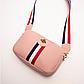 Жіноча міні-рожева сумочка код 3-428, фото 3