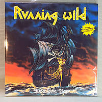 CD диск Running Wild - Under Jolly Roger