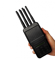 Тактик-8. Мощная переносная глушилка GSM / DCS / WiFi / 3G / 4G / Clonass / GPS / LOJACK