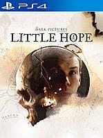 The Dark Pictures Anthology: Little Hope (Недельный прокат аккаунта)