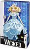 Barbie Коллекционная шарнирная кукла Барби Глинди (Barbie FJH61 Wicked Glinda Doll), фото 5