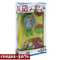 """Конструктор-часы """"Щенячий патруль"""" Рокки 863004"""