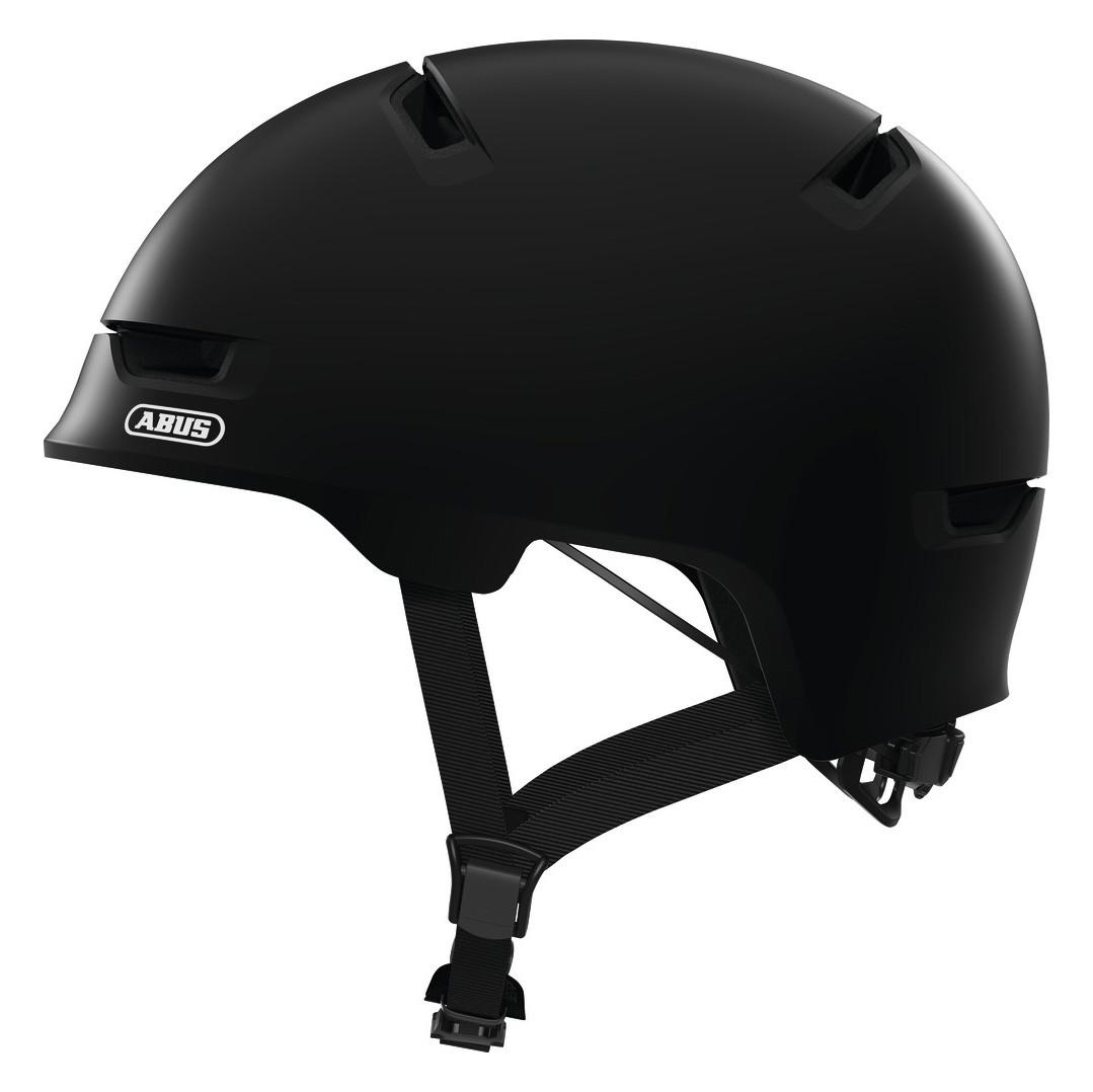 Шолом велосипедний ABUS SCRAPER 3.0 L 57-62 Velvet Black