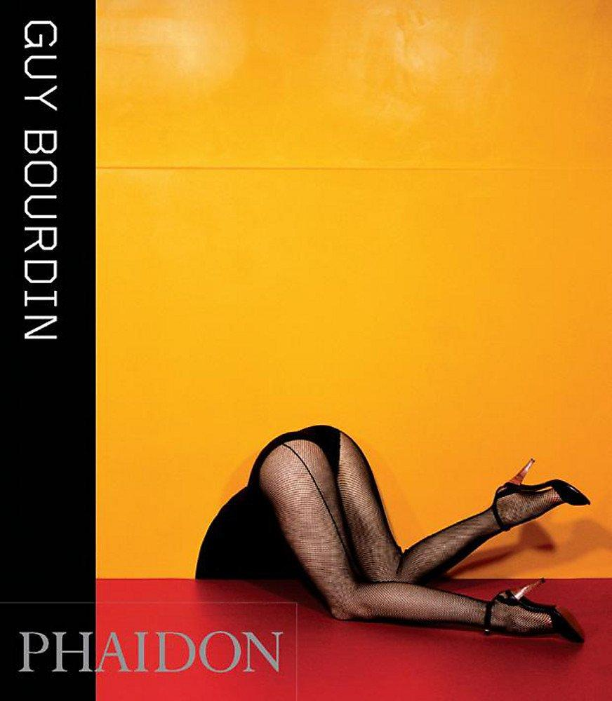 Книга Guy Bourdin: Phaidon 55s.