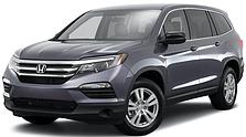 Фаркопы на Honda Pilot (2015-2021)