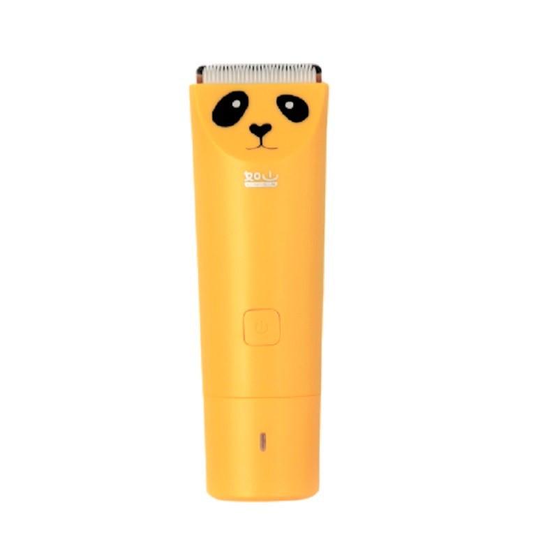 Машинка для стрижки дітей Mijia lusn Mute, Baby Electric Hair Clipper Trimmer Yellow