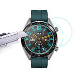 Huawei Watch GT, Active Загартоване скло для годинників, діаметр - 35,5 мм., фото 8