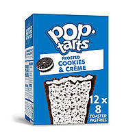 Тосты Pop-Tarts Cookies&Creme Frosted 384g