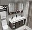 Комплект мебели для ванной Kollos RD-3657, фото 2