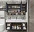 Комплект мебели для ванной Kollos RD-3657, фото 4