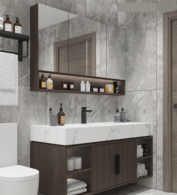 Комплект мебели для ванной Kollos RD-3657
