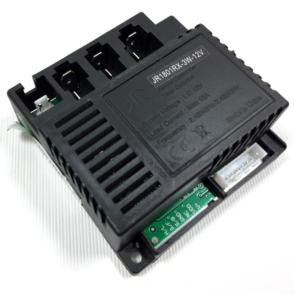 Блок управління для дитячого електромобіля JR 1801 RX - 3W - 12V