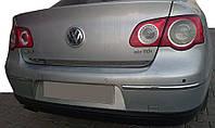 VW Passat В6 Кромка багажника / Накладки на двери Фольксваген Пассат Б6
