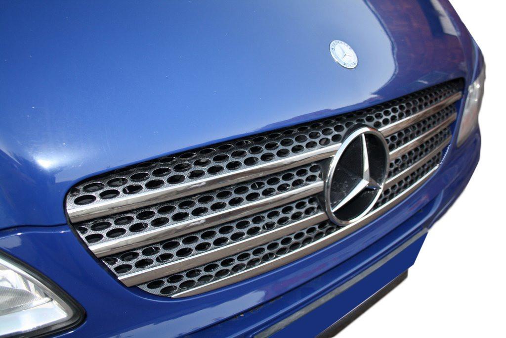 Mercedes Viano Решетка радиатора Carmos / Накладки на решетку Мерседес Бенц Виано