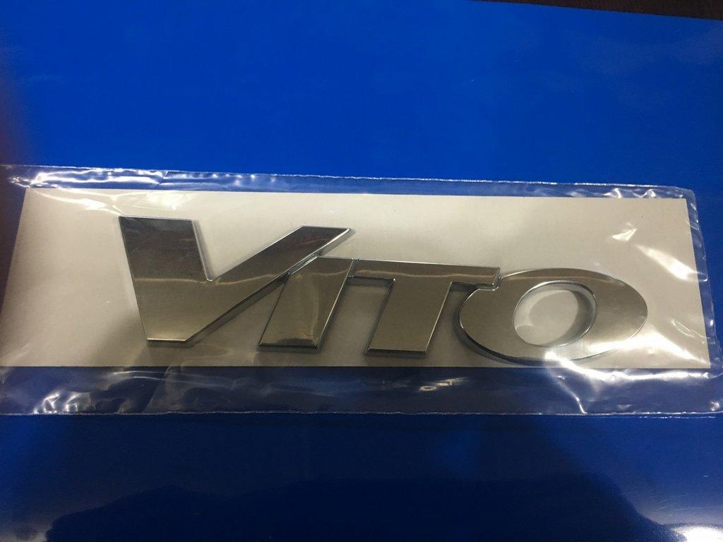 Надписи на авто для тюнинга Vito турция / Надписи Мерседес Бенц Вито W639