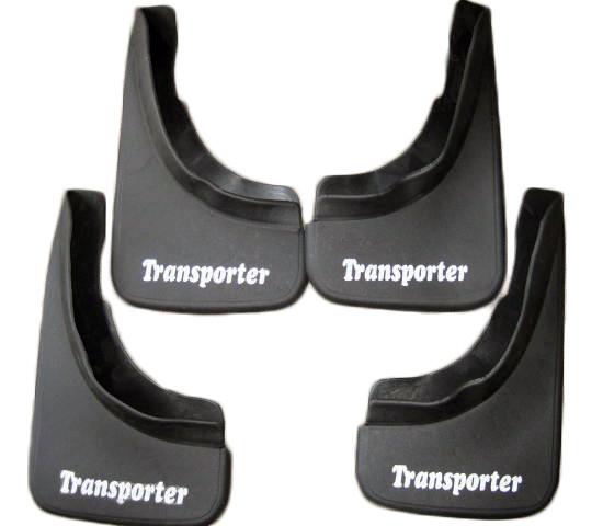 Задние брызговики на Volkswagen Т4 (2 шт) / Брызговики модельные Фольксваген Т4 (Транспортер)