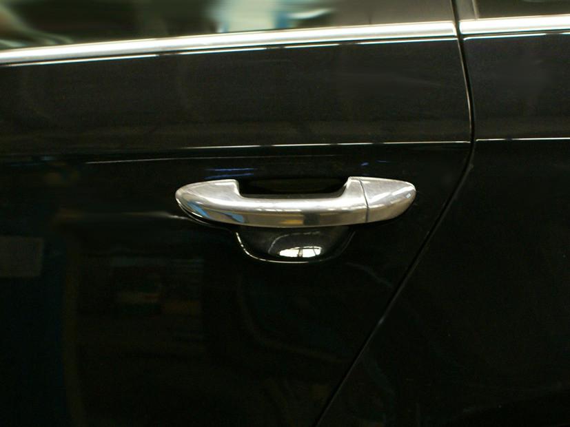 Volkswagen Passat CC Накладки на дверные ручки OmsaLine / Накладки на ручки Фольксваген Пассат