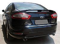Кромка багажника (нерж.) Ford Mondeo 2008-2013 гг. / Накладки на двери Форд Мондео