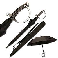 Зонт MTech USA с ручкой в виде сабли