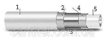 Труба APE Italy 9MN032020100F 20х2,0