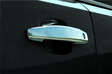 Chevrolet Orlamdo Накладки на ручки нерж Carmos / Накладки на двери Шевроле Орландо