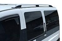 Рейлинги Skyport (серый мат) Fiat Doblo I 2001-2005 гг. / Рейлинги Фиат Добло, фото 1