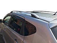 Рейлинги Skyport Grey Nissan Qashqai 2007-2010 гг. / Рейлинги Ниссан Кашкай, фото 1