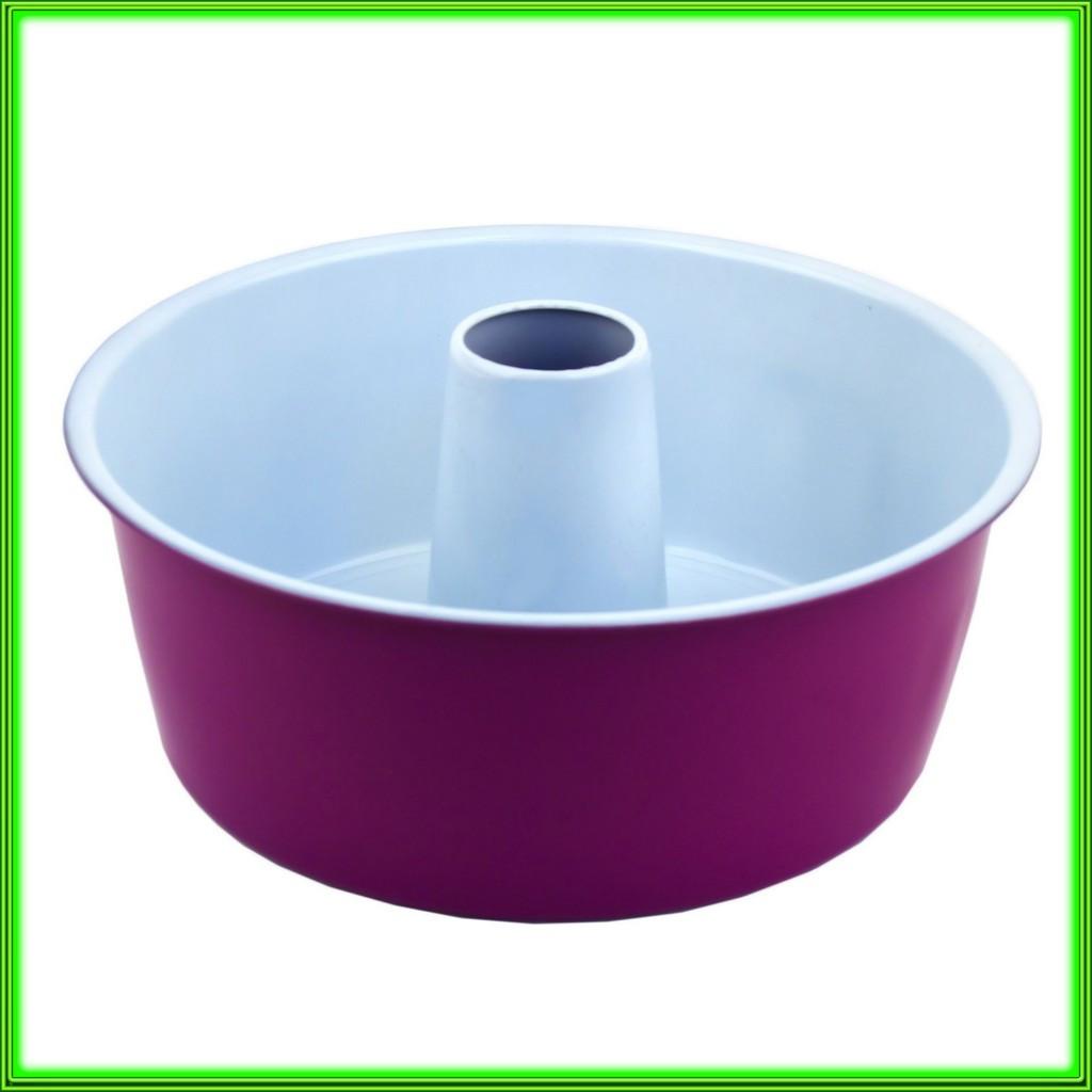 Форма з антипригарним покриттям для випічки кексу з діркою D25,5см h 9.5 см