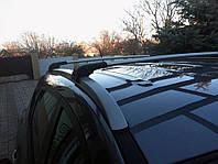 Hyundai IX35 Поперечный багажник на интегрированные рейлинги Серый / Багажник Хюндай IX-35, фото 1