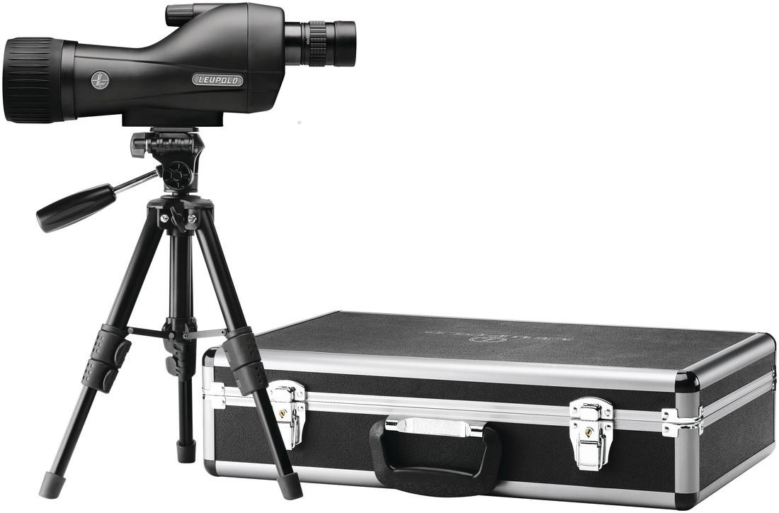 Труба подзорная Leupold SX-1 Ventana 2 15-45x60mm Kit Black