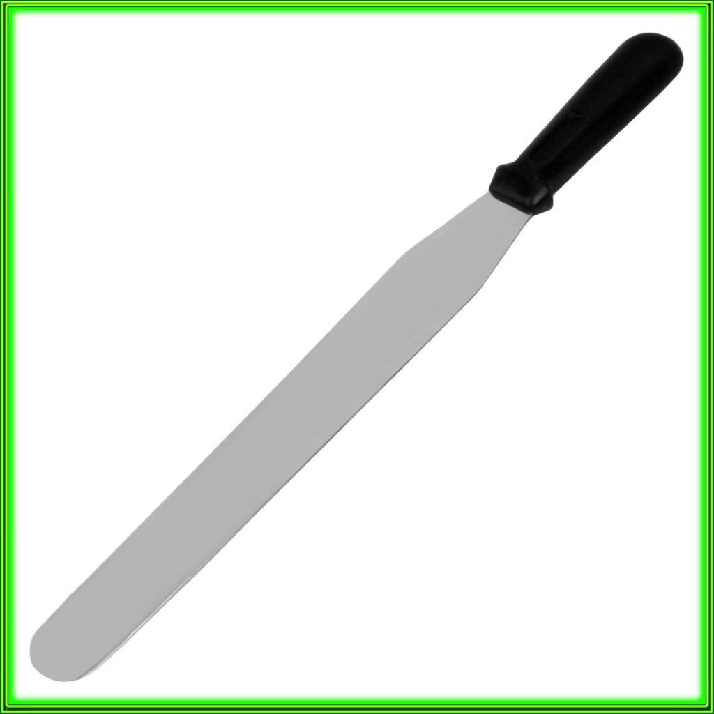 Шпатель кондититерский L42см ручка 12,5 см ширина 4см