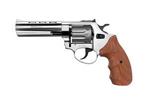 """Револьвер под патрон флобера  """"PROFI-4.5"""" сатин/бук"""