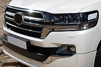 Решетка (дизайн 2019) Toyota LC 200 / Тюнинг решетки Тойота Ленд Крузер 200