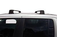 Volkswagen Caddy 2015↗ багажник поперечина в штатные места Серый / Багажник Фольксваген Кадди, фото 1