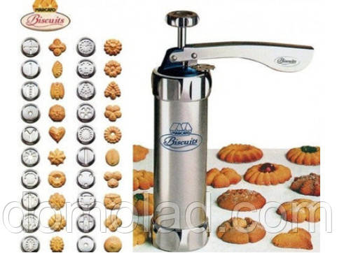 Кондитерский Пресс Шприц Для Бисквитов Jiale Biscuits