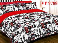 Постельное белье, двухспальное, ранфорс, Вилюта (VILUTA) VР 9788