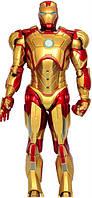 Игровая коллекционная подвижная фигурка Железный Человек, высота 14 см, с дополнительными кистями - Marvel