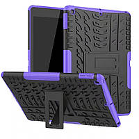 Чехол Armor Case для Apple iPad 5 2017 / iPad 6 2018 Purple