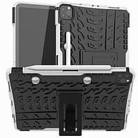 Чехол Armor Case для Apple iPad Pro 11 2018 / 2020 White