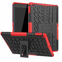 Чехол Armor Case для Apple iPad 5 2017 / iPad 6 2018 Red