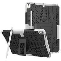 Чехол Armor Case для Apple iPad Pro 10.5 / iPad Air 2017 White