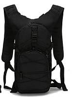 Рюкзак тактический велосипедный TacticBag B10 15 л Черный (009364)