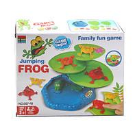Настільна гра 007-40 Стрибають жаби