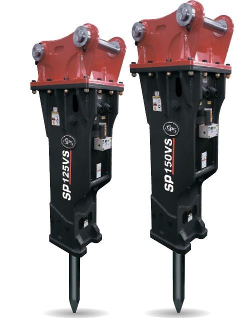 Гидравлический молот SPS ENG SP 160VS